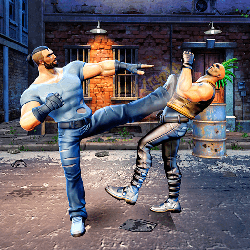Extreme Kung Fu Fight