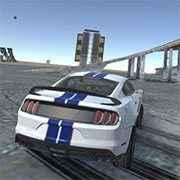 Jogo Crazy Stunt Cars Multiplayer Online Gratis