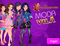 Disney: Moda Vilã – Descendentes