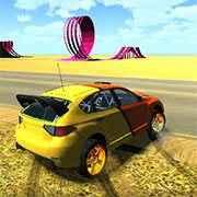 Jogo Extreme Car Stunts 3D Online Gratis