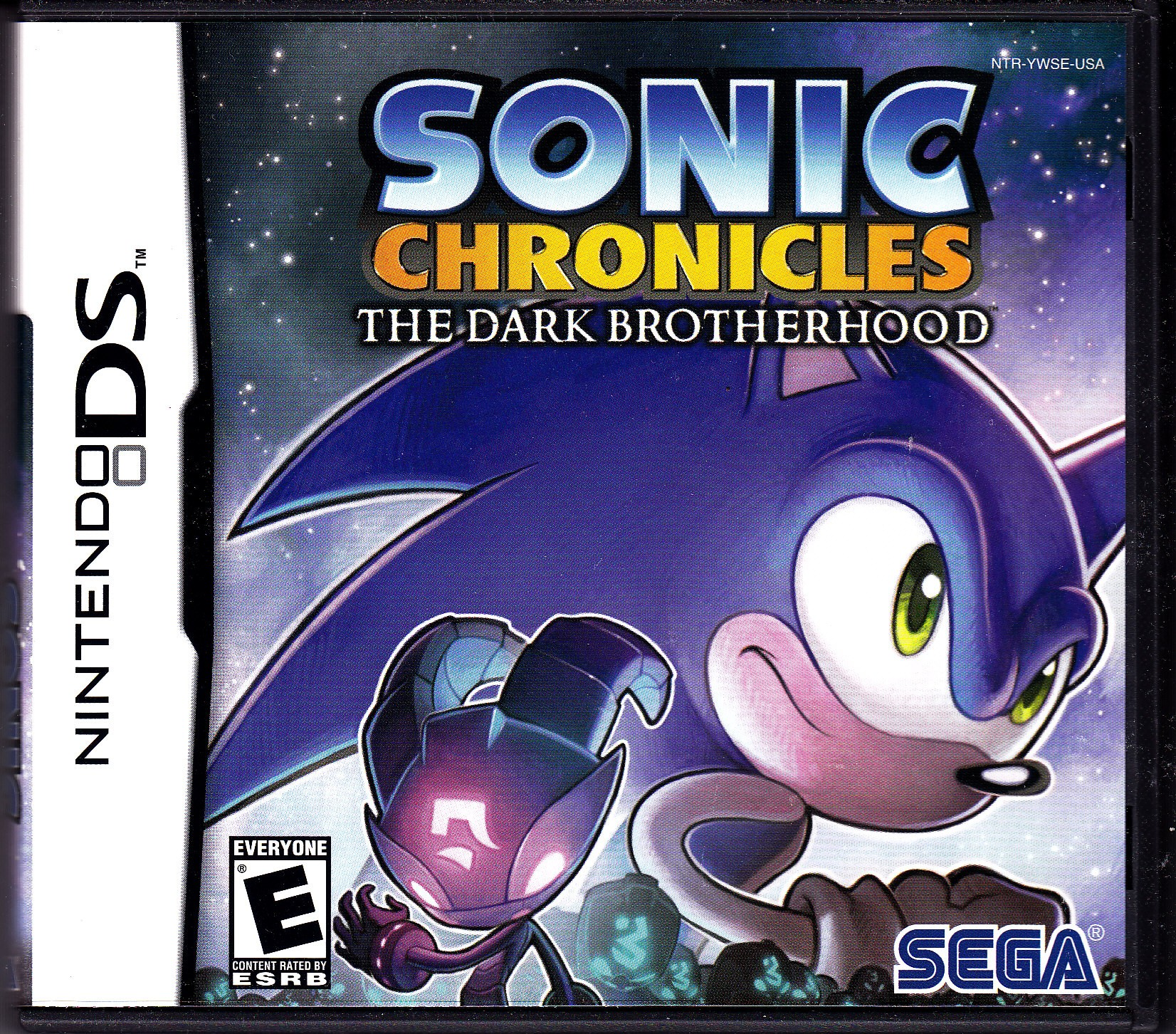 Jogo Sonic Chronicles – The Dark Brotherhood Online Gratis