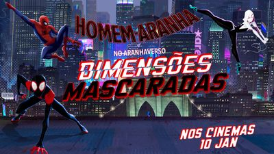 HOMEM-ARANHA NO ARANHAVERSO: DIMENSÕES MASCARADAS