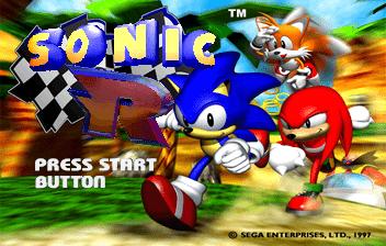 Sonic R – SS