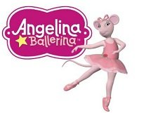 Angelina Ballerina Puzzle