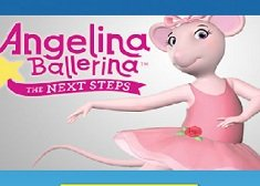Angelina Ballerina Puzzle 2