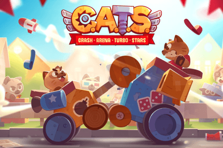 Cats Crash Arena Turbo Stars Online