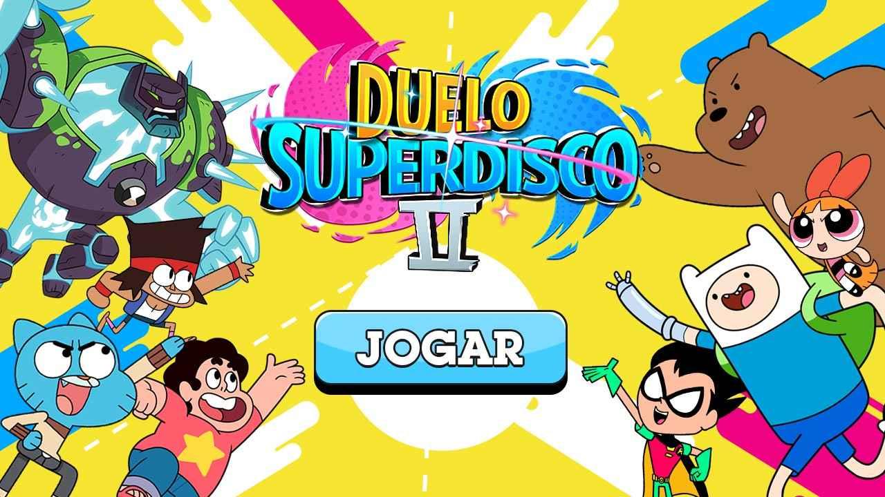Duelo Super Disco 2