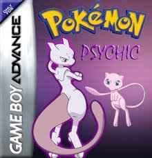 Pokemon Psychic Adventures (GBA)