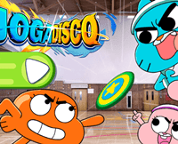 Jogo Joga Disco – O Incrível Mundo de Gumball Online Gratis