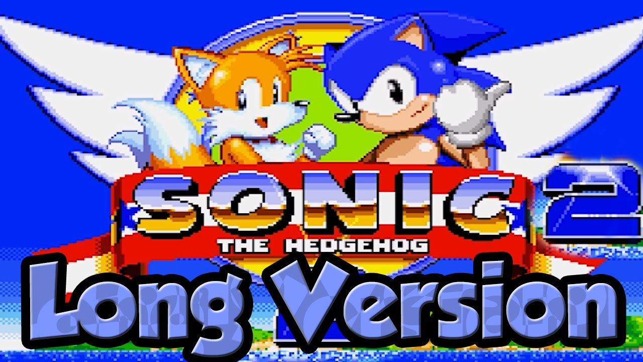 Jogo Sonic 2 Long Version Online Gratis