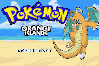 Jogo Pokemon Orange Islands Online Gratis