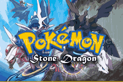 Pokemon Stone Dragon (GBA)
