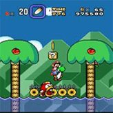 Super Mario World: The Magical Crystals