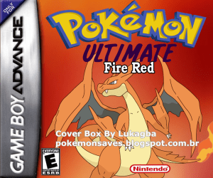 Jogo Pokemon Ultimate Mega Fire Red (GBA) Online Gratis