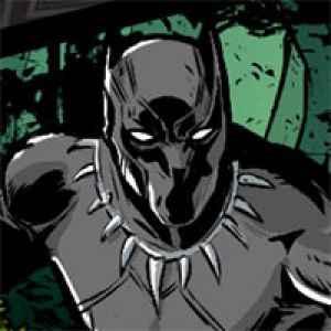 Jogo Black Panther Jungle Pursuit Online Gratis
