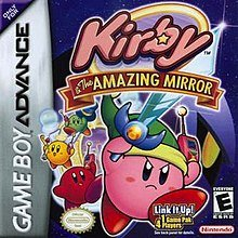Jogo Kirby and the Amazing Mirror Online Gratis