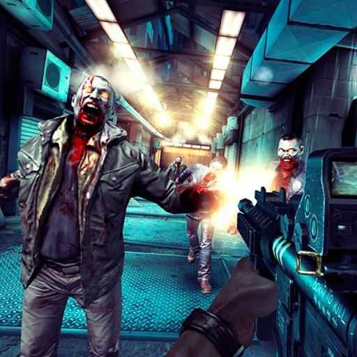 DEAD TARGET ZOMBIE SHOOTER