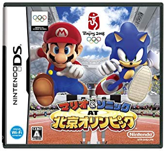 Mario & Sonic at Beijing Olympic (Japan)