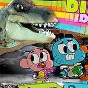 Jogo Gumball: Dino Donkey Dash Online Gratis