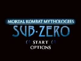 Mortal Kombat Mythologies – Sub-Zero ( N64 )