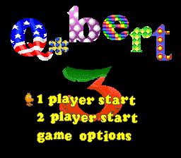 Q-bert 3  SNES