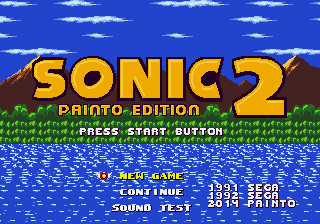 Sonic 1 – Painto Edition 2