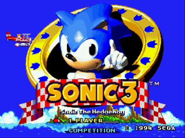 Sonic 3 Complete Online