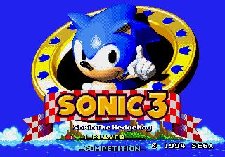 Sonic 3 cz (v2.0) Online