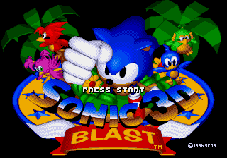 Sonic 3D – Flickies' Island