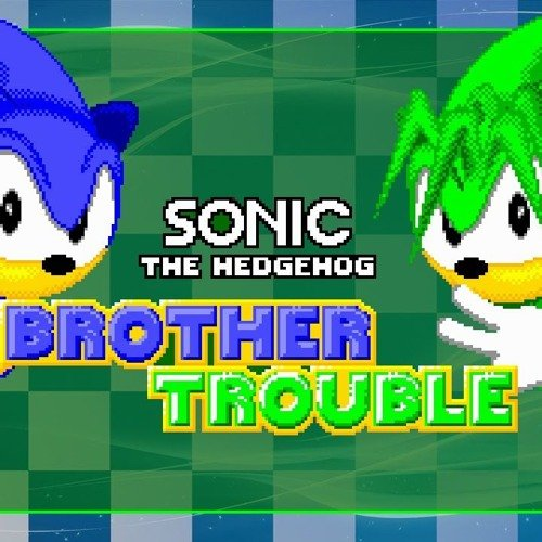 Jogo Sonic Brother Trouble Online Gratis
