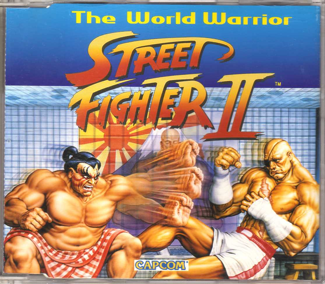 Jogo Street Fighter II – The World Warrior Online Gratis