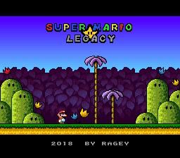 Super Mario Legacy