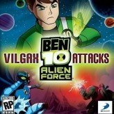 Jogo Ben 10 Alien Force: Vilgax Attacks Online Gratis