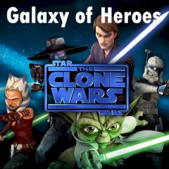 Jogo Star Wars Galaxy of Heroes Online Gratis