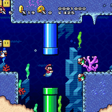 Jogo New Super Mario World 2: Around The World Online Gratis