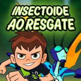 Jogo Ben 10: Insectóide ao Resgate Online Gratis