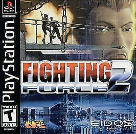 Jogo Fighting Force 2 PS1 Online Gratis