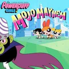 Jogo The Powerpuff Girls Mojo Mayhem Online Gratis