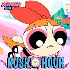 Jogo The Powerpuff Girls Rush Hour Online Gratis