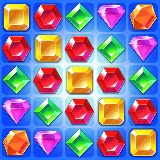Jewel World – Match 3 Puzzles de Aventura