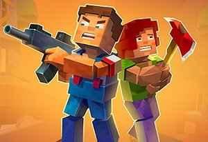 Jogo Zombie Hunter.io Online Gratis
