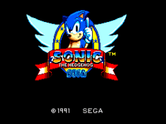 Jogo Sonic The Hedgehog (USA, Europe) Online Gratis