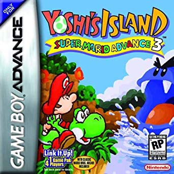 Jogo Yoshi's Island: Super Mario Advance 3 Online Gratis