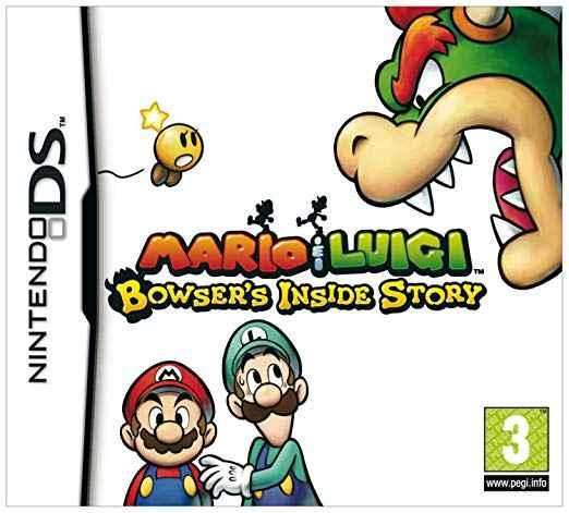 Jogo Mario & Luigi: Bowser's Inside Story Online Gratis