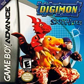 Digimon Sapphire Online GBA