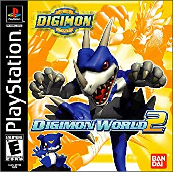 Jogo Digimon World 2 – PS1 Online Gratis