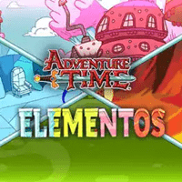 Jogo Hora de Aventura – Elementos Online Gratis