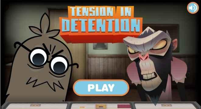 O Incrível Mundo de Gumball Tensão na Detenção 2