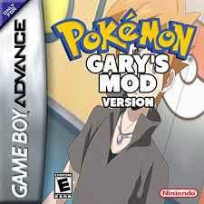 Jogo Pokemon Gary's Mod Online Gratis