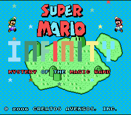 Super Mario Infinity: Mystery of the Magic Wand